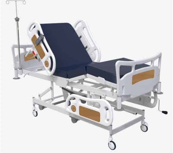 Semi motorized operation ICU bed in Chennai