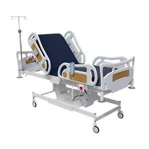 Fully Motorized Operation ICU Bed On Wheels