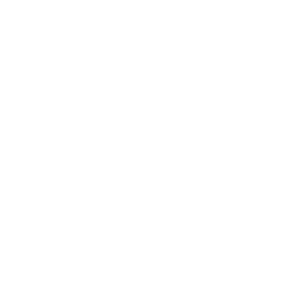 Graphical image of a famous place in Cochin sketched in white colour outline with black background