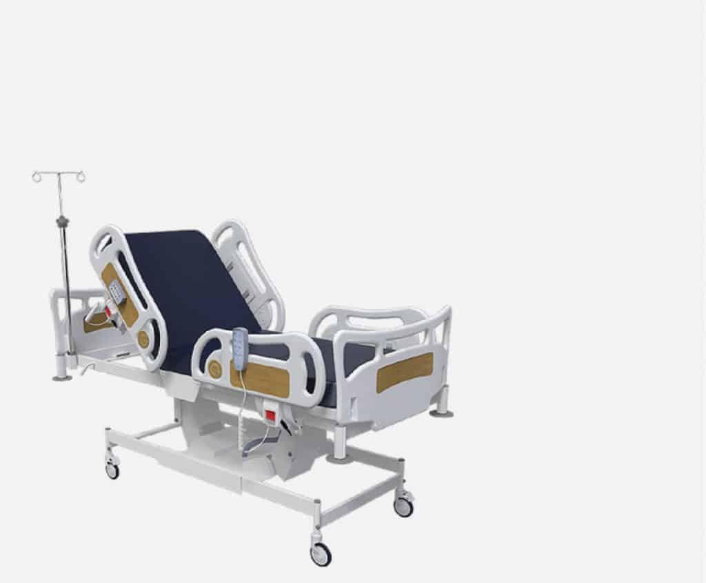 Movable, Adjustable ICU Beds, an Essential Hospital Medical Furniture